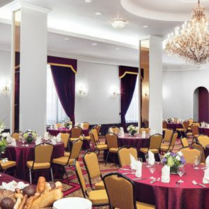 New York Honeymoon Packages The New Yorker, Wyndham Ballroom