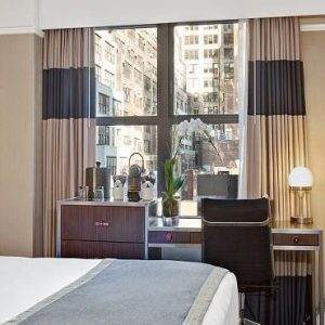 New York Honeymoon Packages The New Yorker, Wyndham Executive View Room Queen