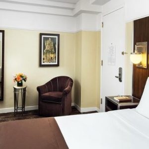 New York Honeymoon Packages The New Yorker, Wyndham Metro Room Queen Accessible
