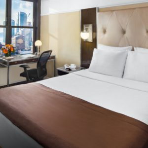 New York Honeymoon Packages The New Yorker, Wyndham Metro View Room Queen