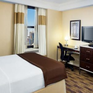New York Honeymoon Packages The New Yorker, Wyndham Premium Terrace Suite