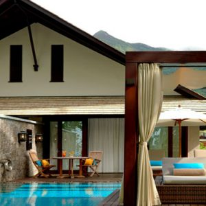 Seychelles Honeymoon Packages The H Resort Beau Vallon Beach Beach Pool Villas