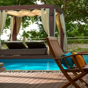 Seychelles Honeymoon Packages The H Resort Beau Vallon Beach Beach Pool Villas1