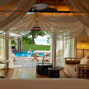 Seychelles Honeymoon Packages The H Resort Beau Vallon Beach Beach Pool Villas2