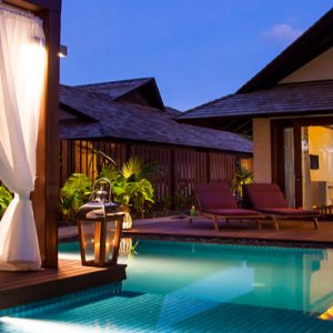 Seychelles Honeymoon Packages The H Resort Beau Vallon Beach Beach Pool Villas7