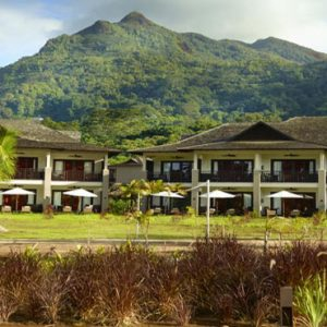 Seychelles Honeymoon Packages The H Resort Beau Vallon Beach Exterior