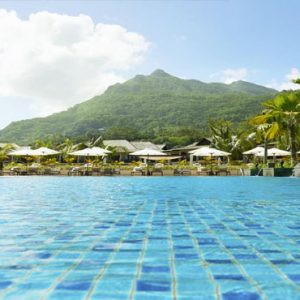 Seychelles Honeymoon Packages The H Resort Beau Vallon Beach Pool