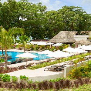 Seychelles Honeymoon Packages The H Resort Beau Vallon Beach Pool Area