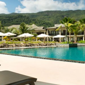 Seychelles Honeymoon Packages The H Resort Beau Vallon Beach Pool Area2