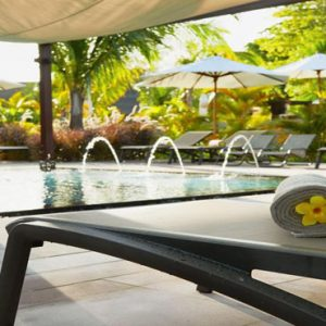 Seychelles Honeymoon Packages The H Resort Beau Vallon Beach Pool Loungers