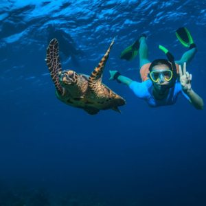 Seychelles Honeymoon Packages The H Resort Beau Vallon Beach Snorkelling