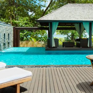 Seychelles Honeymoon Packages The H Resort Beau Vallon Beach Villa Pool