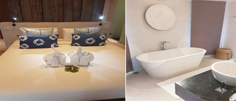 Susan And Lee's Fabulous Thailand And Maldives Honeymoon Bangsak Village Khao Lak Rooms