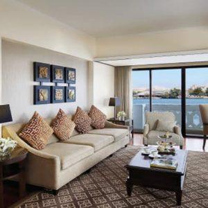 Thailand Honeymoon Packages Anantara Riverside Bangkok Resort Anantara Riverfront Suite1