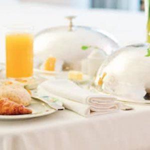Thailand Honeymoon Packages Anantara Riverside Bangkok Resort In Room Dining