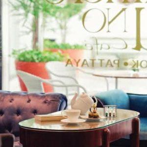 Thailand Honeymoon Packages Anantara Riverside Bangkok Resort Numero Uno Cafe