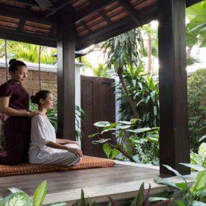 Thailand Honeymoon Packages Anantara Riverside Bangkok Resort Spa Sala