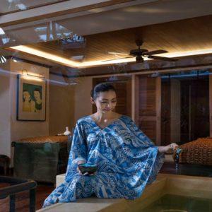 Thailand Honeymoon Packages Anantara Riverside Bangkok Resort Spa Soaking Tub