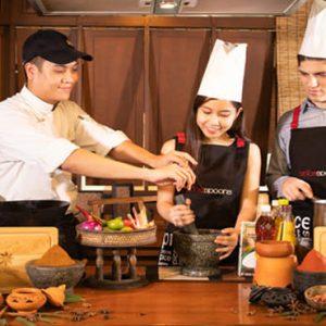 Thailand Honeymoon Packages Anantara Riverside Bangkok Resort Spice Spoons