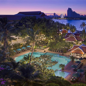 Thailand Honeymoon Packages Anantara Riverside Bangkok Resort Thumbnail