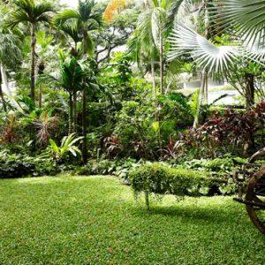 Thailand Honeymoon Packages Anantara Riverside Bangkok Resort Tropical Garden
