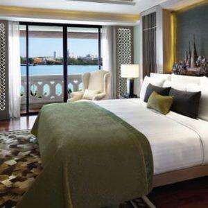 Thailand Honeymoon Packages Anantara Riverside Bangkok Resort Two Bedroom River View Chao Phraya Suite1