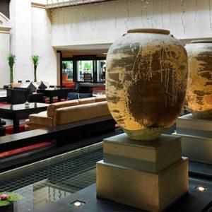 Thailand Honeymoon Packages Anantara Riverside Bangkok Resort Lobby