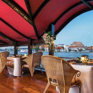 Thailand Honeymoon Packages Anantara Riverside Bangkok Resort Manohra Dining Cruises