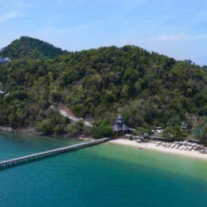 Thailand Honeymoon Packages Santhiya Koh Yao Yai Aerial View1