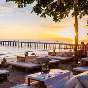 Thailand Honeymoon Packages Santhiya Koh Yao Yai Beach Sunset