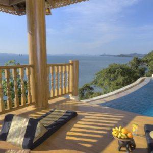 Thailand Honeymoon Packages Santhiya Koh Yao Yai Four Bedrrom Pool Villa3