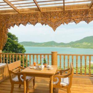 Thailand Honeymoon Packages Santhiya Koh Yao Yai Grand Deluxe Bay View1