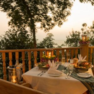 Thailand Honeymoon Packages Santhiya Koh Yao Yai In Room Dining