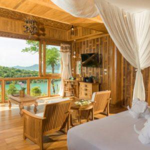 Thailand Honeymoon Packages Santhiya Koh Yao Yai Ocean View Pool Suite
