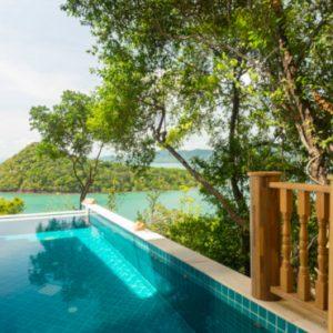Thailand Honeymoon Packages Santhiya Koh Yao Yai Ocean View Pool Suite3