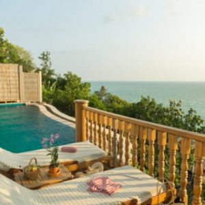 Thailand Honeymoon Packages Santhiya Koh Yao Yai Ocean View Pool Villa1