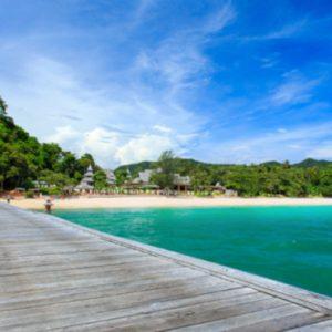 Thailand Honeymoon Packages Santhiya Koh Yao Yai Pier