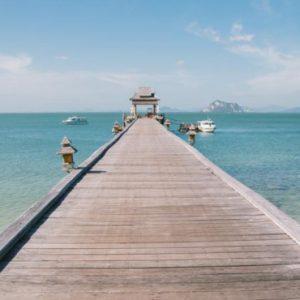 Thailand Honeymoon Packages Santhiya Koh Yao Yai Pier1