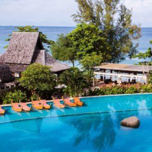 Thailand Honeymoon Packages Santhiya Koh Yao Yai Pool