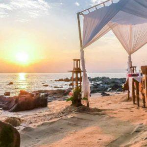 Thailand Honeymoon Packages Santhiya Koh Yao Yai Private Dinner