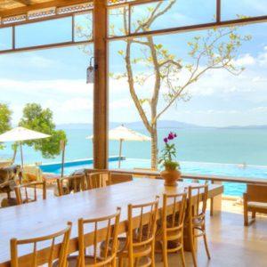 Thailand Honeymoon Packages Santhiya Koh Yao Yai Saaitara Restaurant