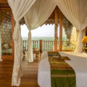 Thailand Honeymoon Packages Santhiya Koh Yao Yai Supreme Deluxe Sea View