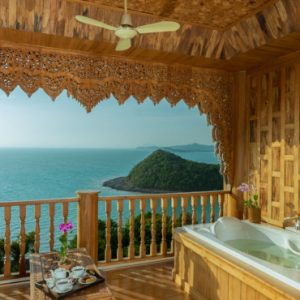 Thailand Honeymoon Packages Santhiya Koh Yao Yai Supreme Deluxe Sea View1