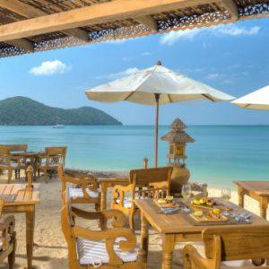 Thailand Honeymoon Packages Santhiya Koh Yao Yai The Titan Grill
