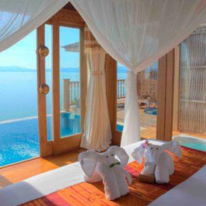 Thailand Honeymoon Packages Santhiya Koh Yao Yai Two Bedroom Seawater Pool Villa