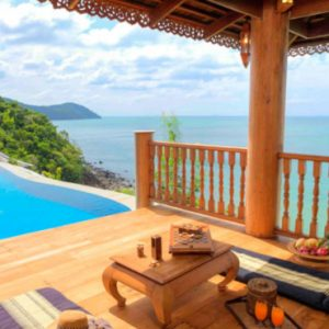Thailand Honeymoon Packages Santhiya Koh Yao Yai Two Bedroom Seawater Pool Villa3