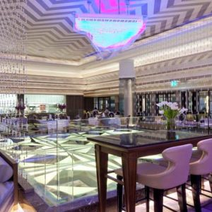 Thailand Honeymoon Packages U Sathorn Bangkok Bar
