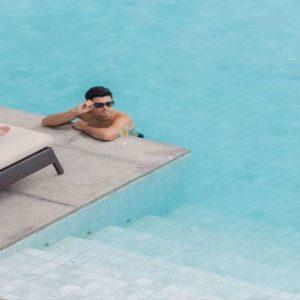 Thailand Honeymoon Packages U Sathorn Bangkok Couple By Pool