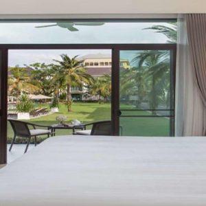 Thailand Honeymoon Packages U Sathorn Bangkok Terrace Garden View Room1