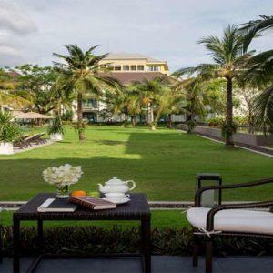 Thailand Honeymoon Packages U Sathorn Bangkok Terrace Garden View Room2